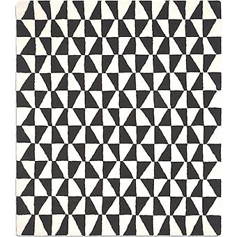 Rugs - Geometric Black / White Rugs - Geo01