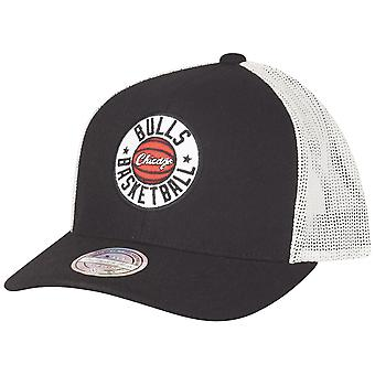 Mitchell & Ness trucker Snapback Cap - HWC Chicago Bulls