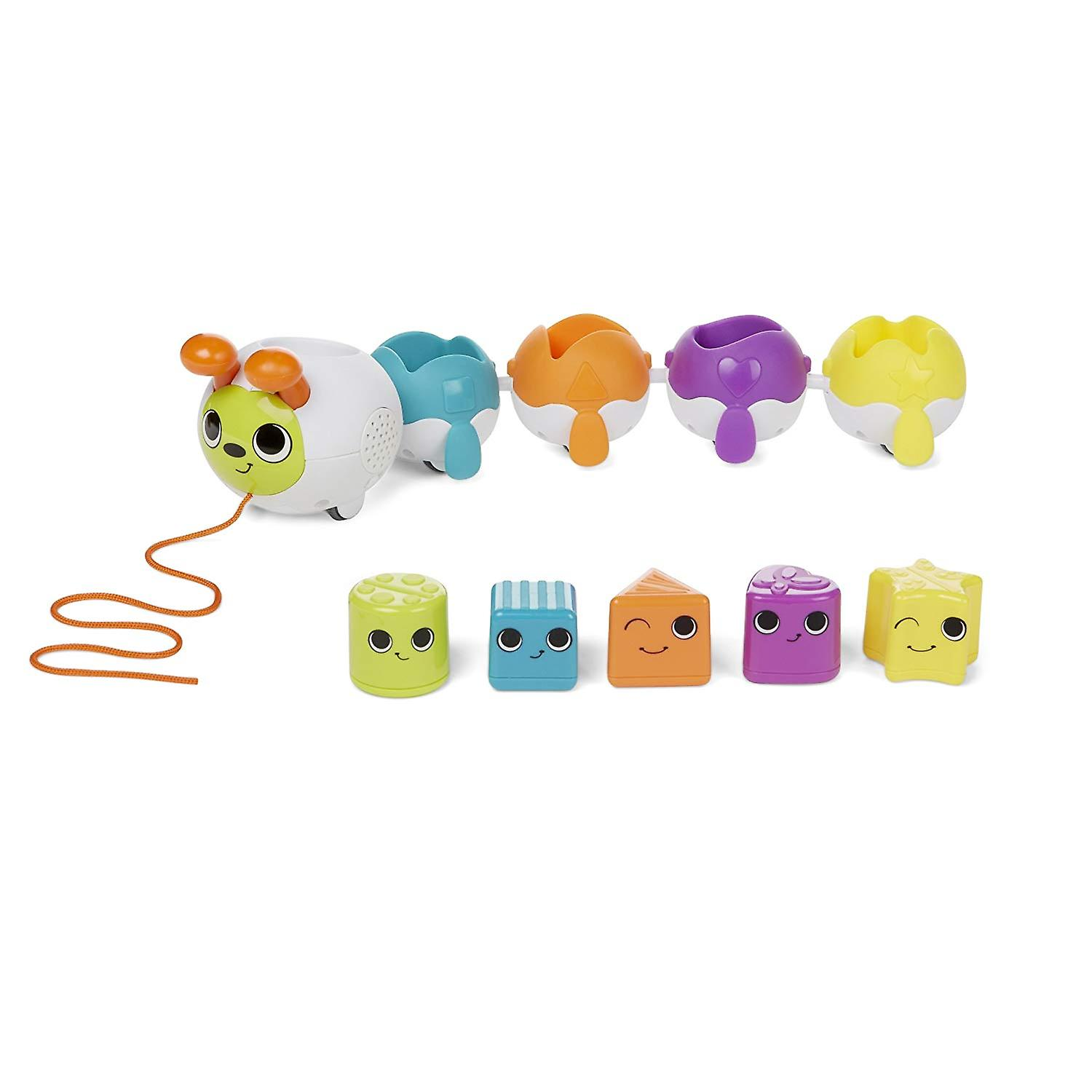 Little Tikes Singing Sorter & Pull Along Toy