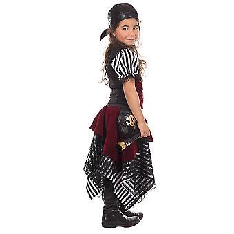 Pirate girls Thea children costume girl pirate pirate