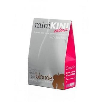 MiniKINI Colour - Organic colour for pubic hair - DARK BROWN