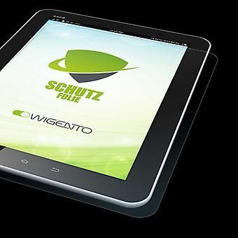 1 x protectores de pantalla para Huawei MediaPad T5 película de la protección de 10.1 pulgadas LCD + paño de limpieza