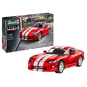 Revell 07040 Dodge Viper GTS Model Kit - 01:25 échelle