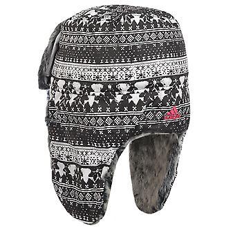 Adidas Performance Womens Faux Fur Uschank russe trappeur hiver bonnet Beanie