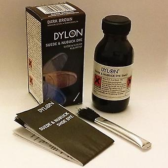 Dylon Suede and Nubuck Dye with Application Brush 50ml