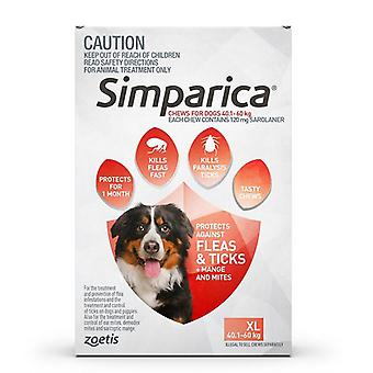 Simparica for Dogs 40-60 kg - 3 Pack