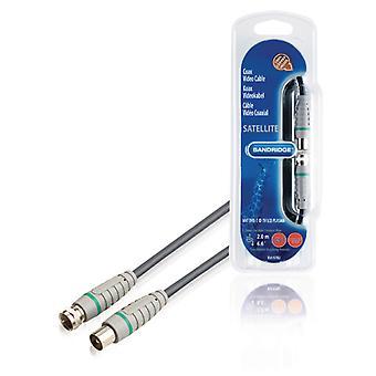 Bandridge Bvl9702 Satteliet Kabel 2.0 M