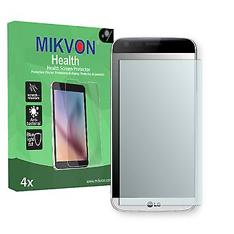 LG G5 SE Screen Protector - Mikvon Health (Retail Package with accessories)