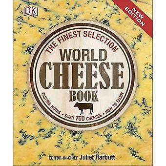 Libro di formaggio del mondo dalla DK - 9780241186572 libro