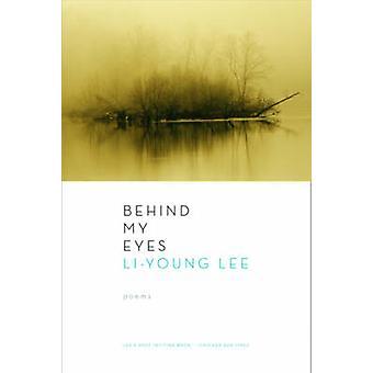 Atrás dos meus olhos - poemas de Li-Young Lee - livro 9780393334814