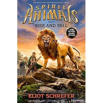 Uppgång och Fall av Eliot Schrefer - 9780545522489 bok