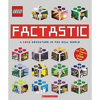 LEGO - The Book of Everything by Scholastic - 9781338032840 Book