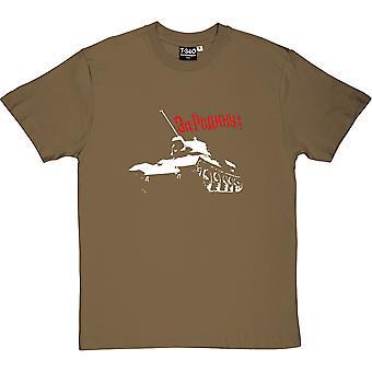 Dla ojczyzny czołg t-34 Men's T-Shirt