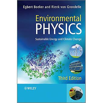 3e الفيزياء البيئية التي بوكر