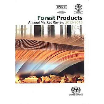 Forest Products Annual Market Review 2012-2013 by United Nations - Eco