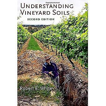 Begrip wijngaard bodems