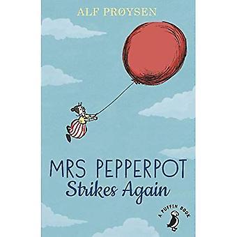 Sig. ra Pepperpot colpisce ancora (un libro di Puffin)