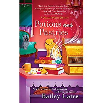Potions and Pastries (Magical Bakery Mystery)
