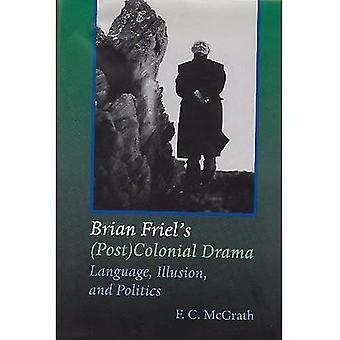 Drame (Post) Colonial Brian Friel & s: langue, Illusion et la politique