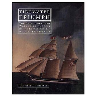Tidewater Triumph: Kehitys ja maailmanlaajuinen menestys Chesapeake Bay Pilot kuunari