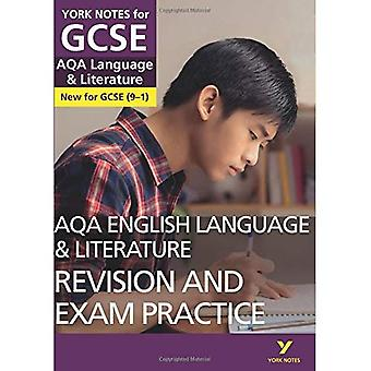 AQA English Language and Literature Revision and Exam Practice: York Notes for GCSE (9-1) - York Notes