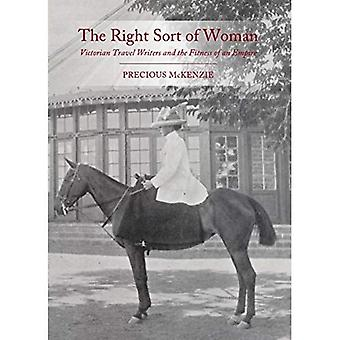 The Right Sort of Woman: Victorian Travel Writers and the Fitness of an Empire