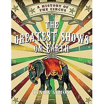 Den största visar på jorden: en historia av cirkusen