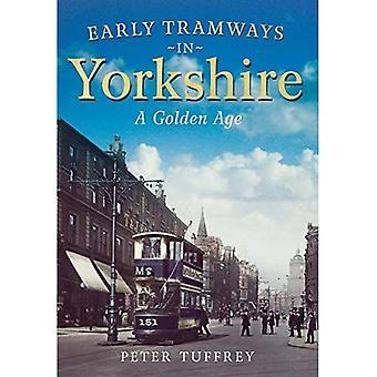 Primi tram dello Yorkshire