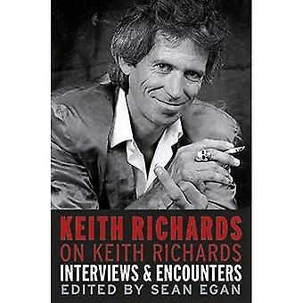 Keith Richards auf Keith Richards