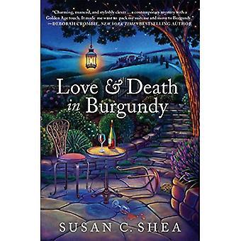 L'amour & mort en Bourgogne