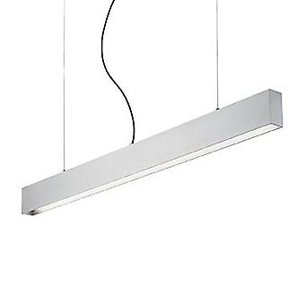 Ideal Lux - Club Silber LED Anhänger IDL137995