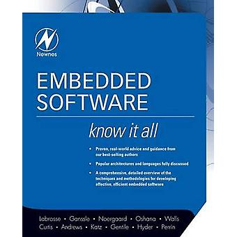 Embedded Software With CDROM by Labrosse & Jean
