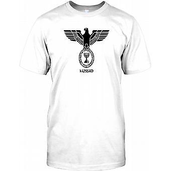 Mossad-Eagle - israelische Intelligenz Kinder T Shirt