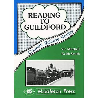 Lettura a Guildford (album rotta ferroviaria di paese)