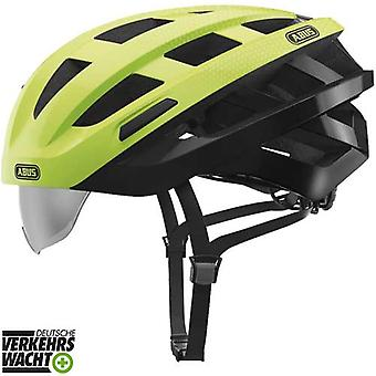 Abus In-Vizz Ascent Fahrradhelm // green comb