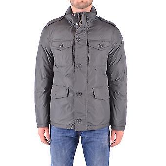 Dekker Grey Polyester Outerwear Jacket