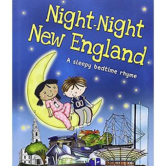 Night-Night New England by Katherine Sully - Helen Poole - 9781492647