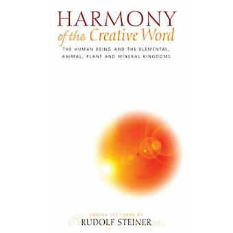 Harmony of the Creative Word - The Human Being and the Elemental - Ani