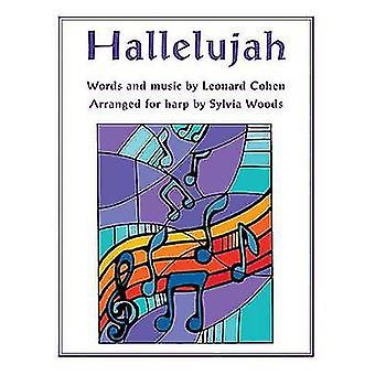 Hallelujah - Arranged for Harp - 9781495031205 Book