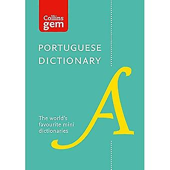 Collins Portuguese Dictionary Gem Edition: Trusted support for learning, in a mini-format