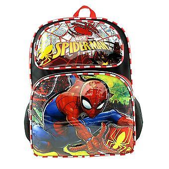 Backpack - Marvel - Spiderman Metal Web 16