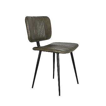 Light & Living Dining Chair 47X51X82 Cm Caby Green