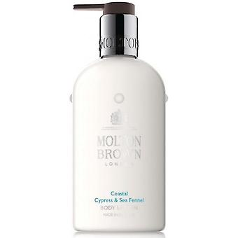 Lotion For The Coastal Cypress and Sea Fennel Body