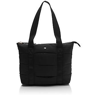 Tom Tailor 24003 Black Women's Bag (Black (schwarz 60)) 12x28x39 cm (B x H x T)