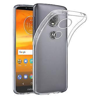 CoolSkin3T Motorola Moto G7 Transparant Wit