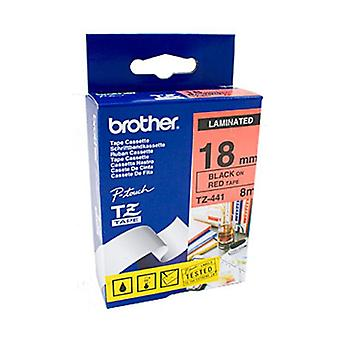 Brother TZe441 Laminated 18 Mm Labeling Tape