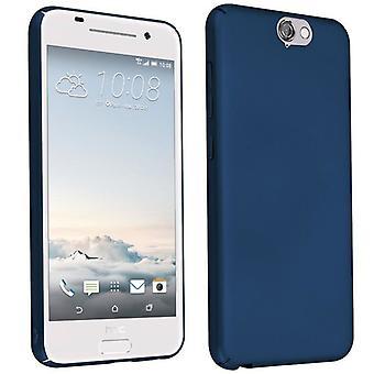 Cadorabo Hülle für HTC One A9 Case Cover - Hardcase Handyhülle aus Plastik gegen Kratzer und Stöße - Schutzhülle Bumper Ultra Slim Back Case Hard Cover