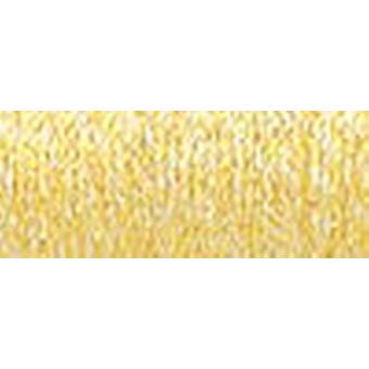 Kreinik Blending Filament 1 Ply 50 Meters 55 Yards Star Yellow Bf 091