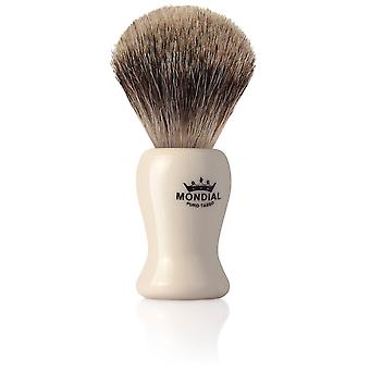 Mondial 1908 Badger Shaving Brush Diameter 24mm Sea (Man , Shaving , Brushes)
