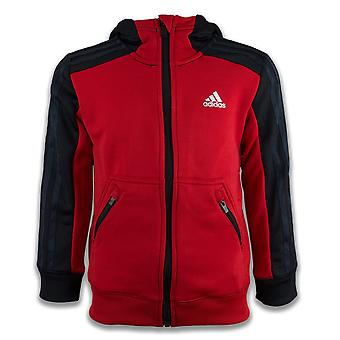 Jacket with hood Adidas Climalite